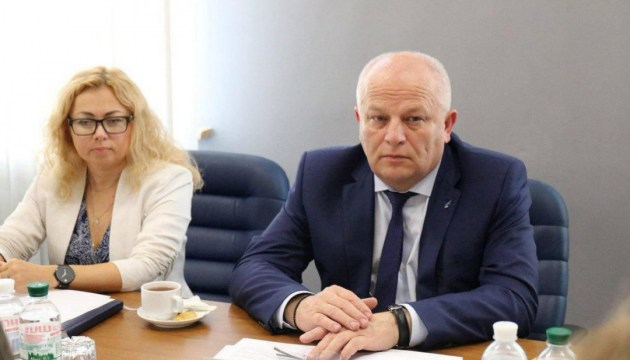 Kubiv discusses with USAID Ukraine new financial support programs