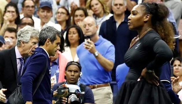 Покарання тенісистки Серени Вільямс відповідає чинним правилам - ITF