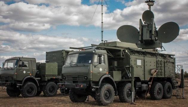 Los últimos sistemas rusos de guerra electrónica se encuentran en el Donbás (Fotos)