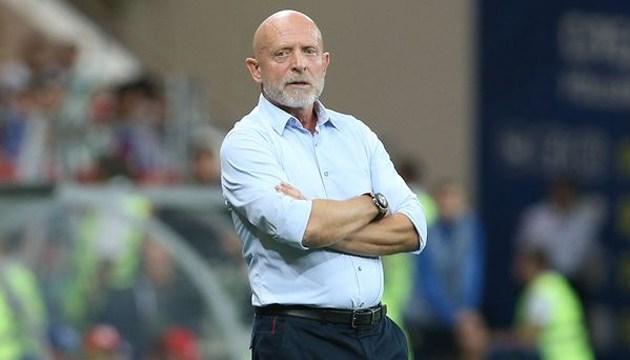 Яролим уволился с поста главного тренера сборной Чехии по футболу