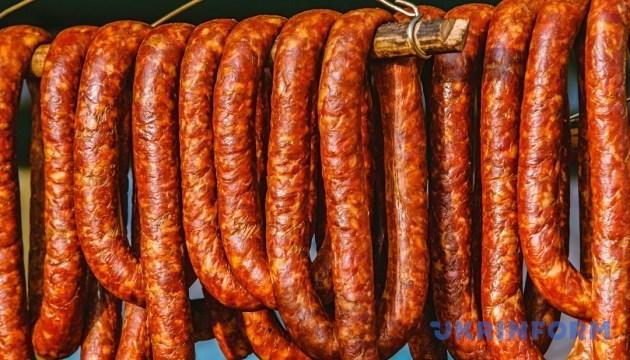 Праздник колбасы и хлеба устроят на Львовщине