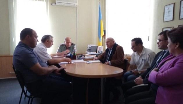 Координатор від ОБСЄ зустрівся на окупованому Донбасі з українськими полоненими