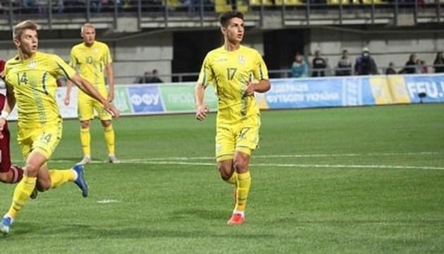 Молодежная сборная Украины победила Андорру в отборе Евро-2019