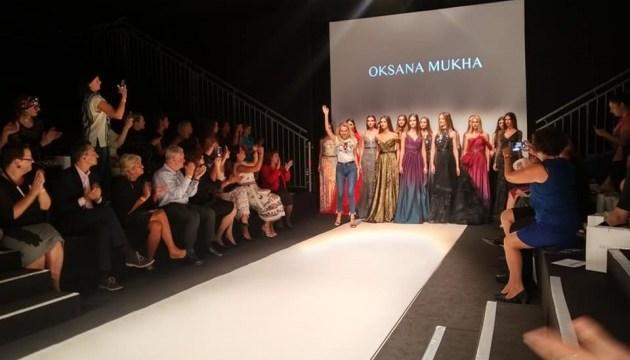 Віденський тиждень моди почався з показів українських дизайнерів