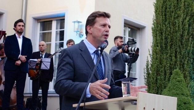 Германия сделает все для достижения мира в Украине – госсекретарь Зайберт