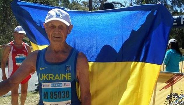 Украинские легкоатлеты с триумфом выступают на чемпионате мира среди ветеранов