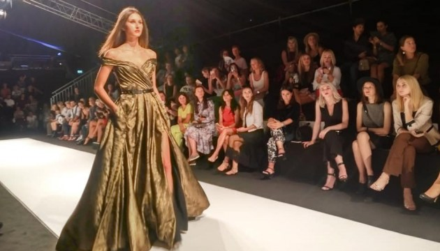 Vienna Fashion Week starts with show of Ukrainian designers