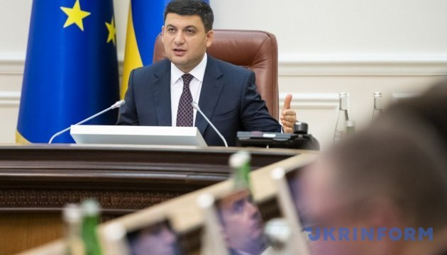EU sanctions an effective way to show unity in struggle for Ukraine's sovereignty - Groysman