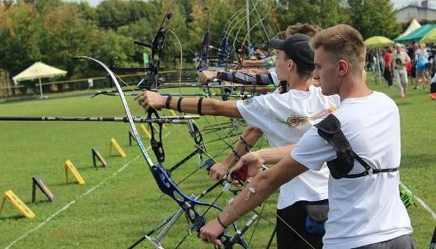 Во Львове стартовали международные соревнования лучников