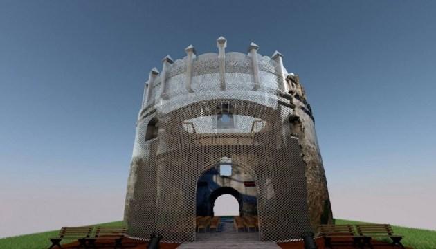 В Острозі середньовічна вежа стане арт-простором