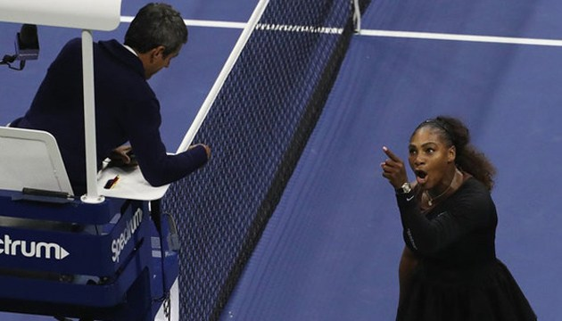 Теннисные судьи могут создать собственный профсоюз после скандала с Сереной Уильямс