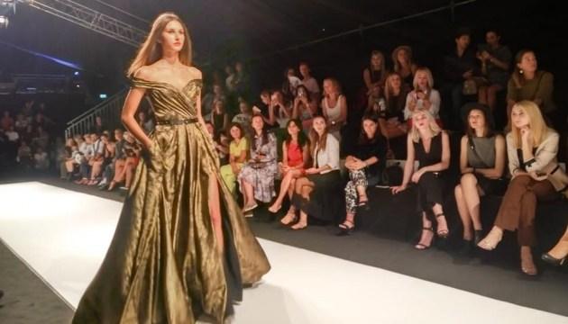 La Semana de la Moda de Viena comienza con desfiles de las diseñadores ucranianos