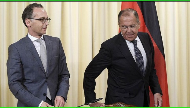 Lavrov going to Berlin to discuss Ukraine with Maas