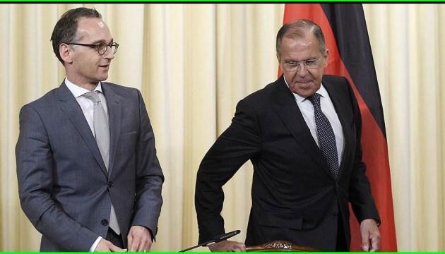 Лавров їде на зустріч із Маасом — говоритимуть про Україну