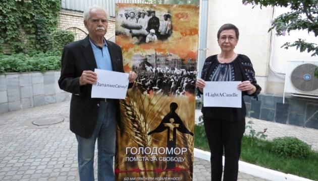 У Казахстані й Узбекистані вшанували пам'ять жертв Голодомору