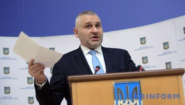 Ukrainian consul visits Sushchenko in penal colony
