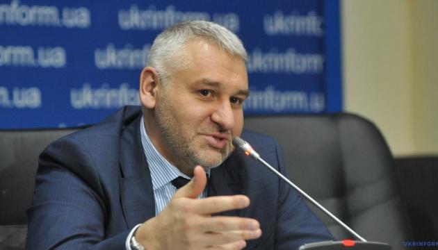 Фейгин подготовил для Сущенко проект заявления о его допуске как представителя в ЕСПЧ