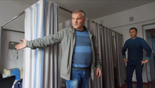 На Житомирщині реалізують проект з розвитку соціальної інфраструктури