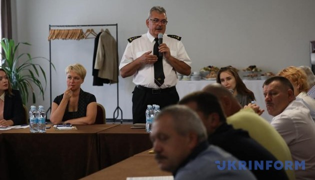 ОТГ Одесчины создают центры безопасности граждан