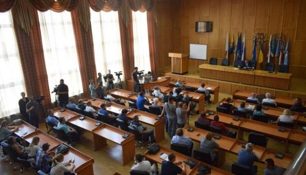 Спасти набережную: мэр Ужгорода встретился с активистами, но диалога не получилось