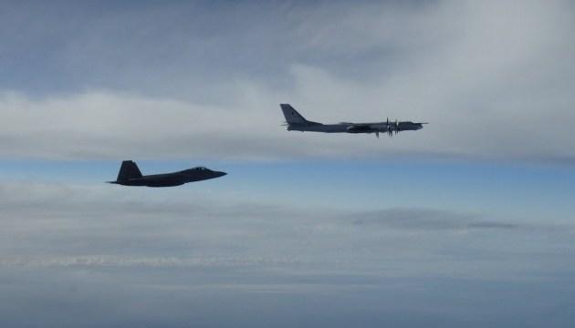 Авіапатруль НАТО в Балтії минулого тижня чотири рази супроводжував військові літаки РФ