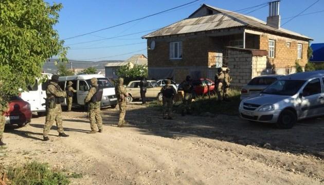 В Бахчисарае пришли с обыском к активисту