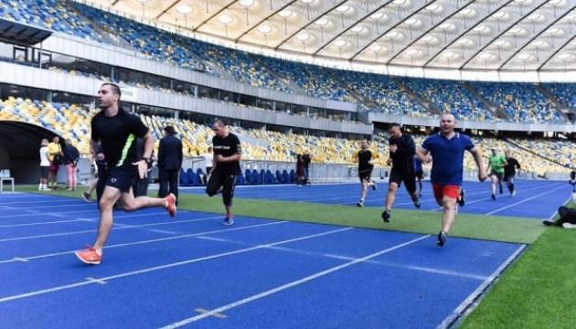 Министерство молодежи и спорта начало спортивно-реабилитационный проект для ветеранов АТО