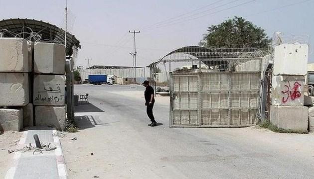 Ізраїль відкрив пункт пропуску на кордоні з сектором Гази
