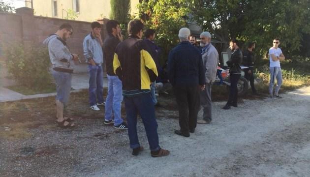 Пропавший после обыска в Крыму активист не выходит на связь