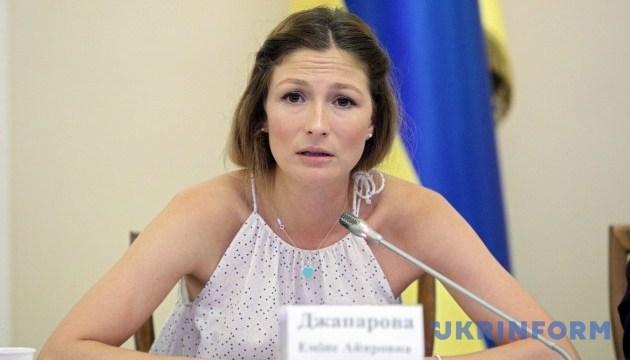 Россия уже 5 лет зомбирует людей — Джапарова
