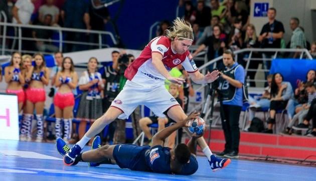 Гандбол: «Мотор» програв «ПСЖ» стартовий матч Ліги чемпіонів