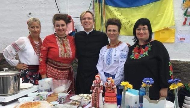 Українську культуру презентували в Норвегії