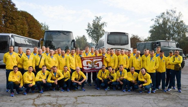 Ukrainian paratroopers to participate in Saber Junction exercise in Germany