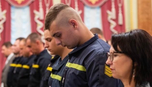 С начала российской агрессии на Донбассе погиб 21 спасатель
