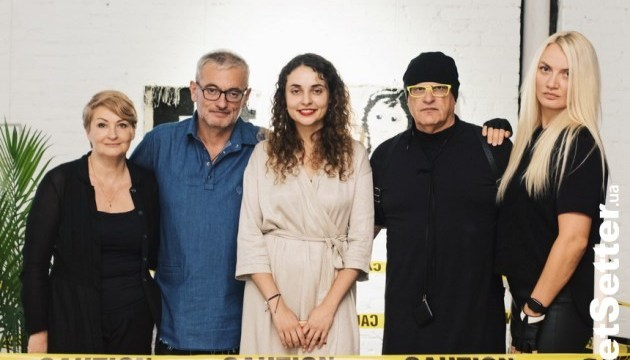 Diseñadores ucranianos realizan un experimento de la moda en Nueva York (Fotos)