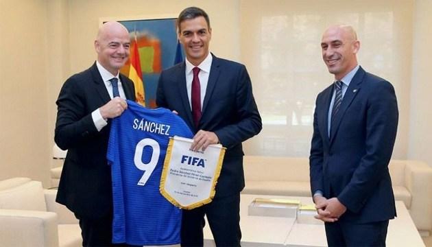 Іспанія може подати заявку на проведення ЧС-2030 з футболу