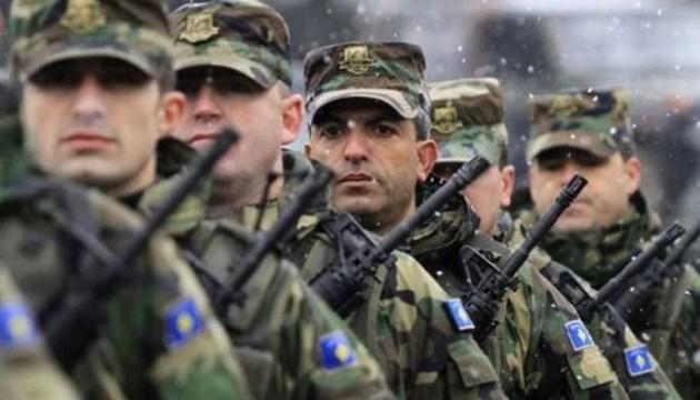 Уряд Косова вирішив створювати власну арміїю