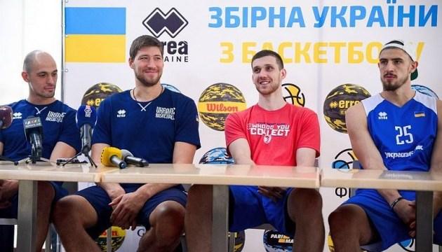 Сборная Украины провела автограф-сессию перед матчем с Испанией