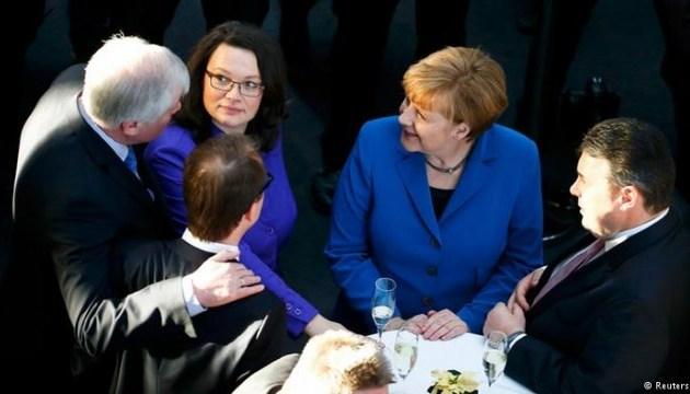 В Берлине - скандал с главой контрразведки,