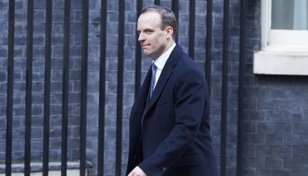 Великобритания работает над сдерживанием России от дальнейшей агрессии - глава МИД
