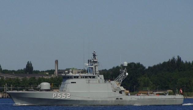 Данія розраховує продати Україні три військові кораблі - SIPRI