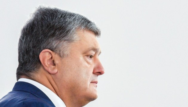 Poroshenko demands Russia free Ukrainian servicemen captured in Azov Sea