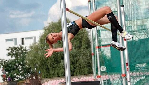 Украинские легкоатлеты завоевали 4