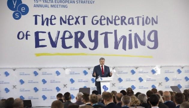 Poroshenko: Ningún país determinará la estructura de Ucrania