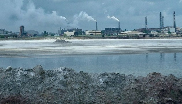 На севере Крыма снова зафиксировали выбросы химических веществ