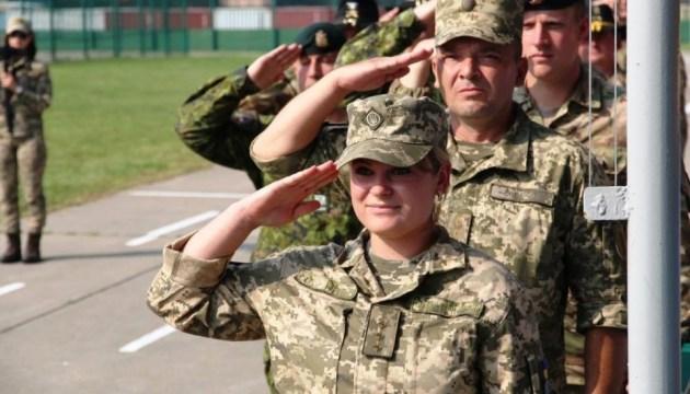 На Львовщине завершились международные военные учения Rapid Trident