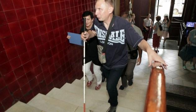 ИнклюзиОН: в Харькове представили аудиогиды, рассчитанные на незрячих