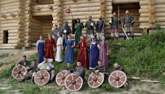 До Чернігова їдуть вікінги з Норвегії, Франції, Польщі й Білорусі