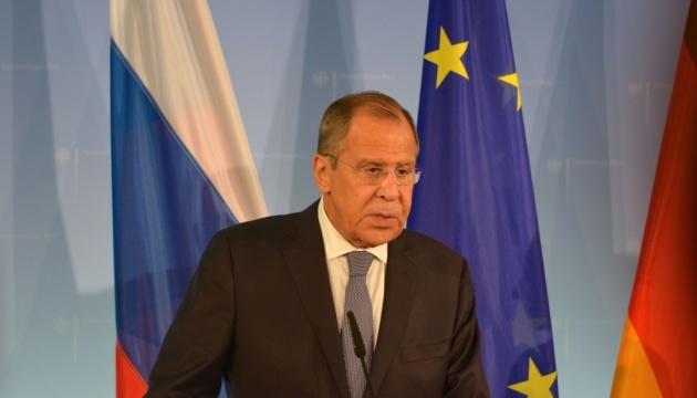 В Берлине считают «странными» слова Лаврова о расторжении отношений с ЕС
