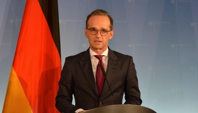 Германия поможет народу Сирии, но не режиму - глава МИД